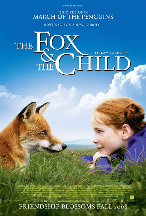 Poster : The Fox and the Child