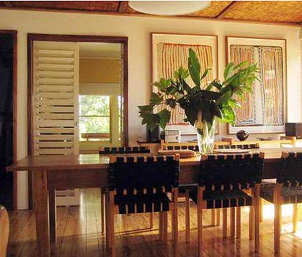 Gwinganna dining room, Apollo Bay
