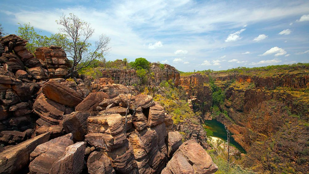 Vast and varied: Kakadu National Park, NT.