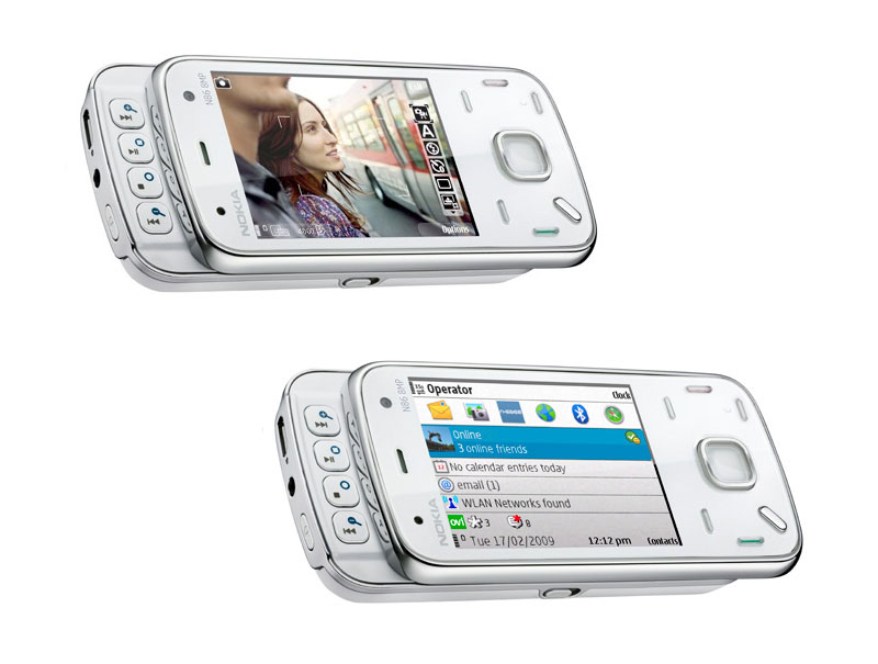 The new Nokia N86 8MP phone is billed as a great travel phone.