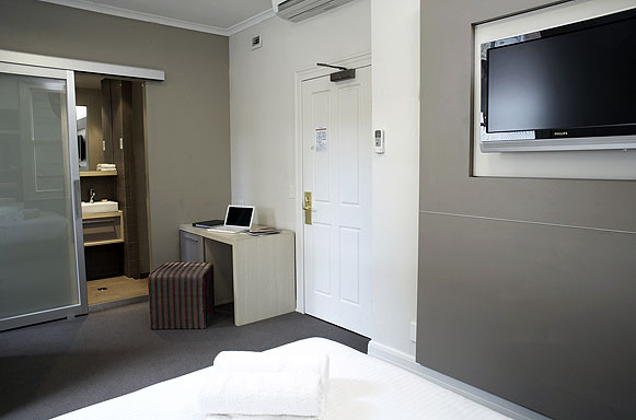 The Pensione, Melbourne. Image by Eight Hotels