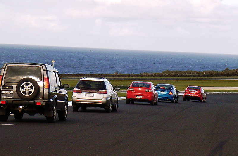 Get ready for the thrill of your life with a self-drive experience on the Phillip Island Grand Prix Circuit