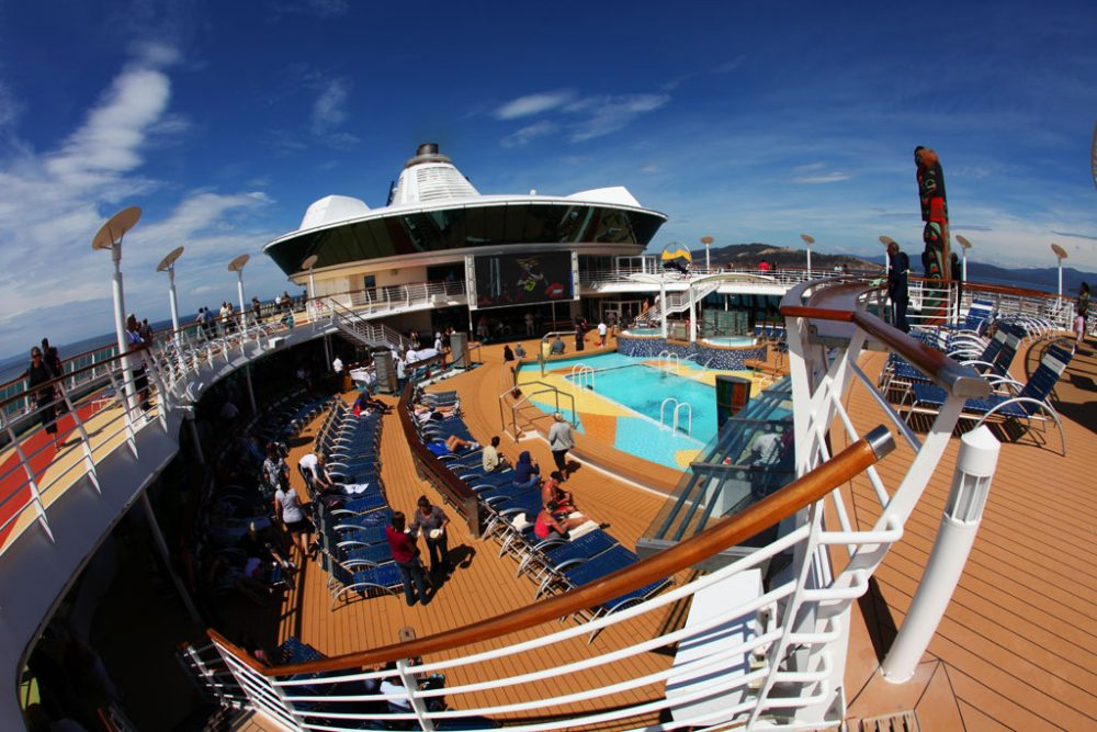 Cruise Guide Radiance Of The Seas Australian Traveller