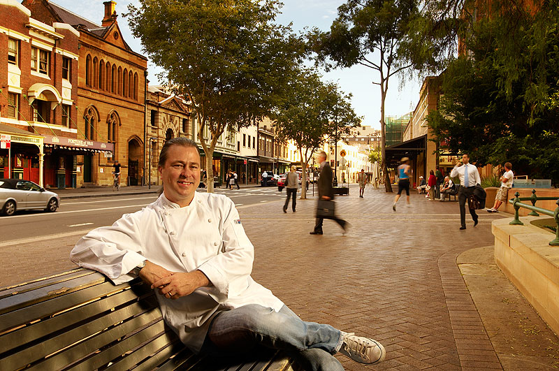 With a cluster of top-notch eateries and thousands of Qantas in-flight menus to his name, sometimes it feels as though Neil Perry owns Australia's food scene from the moment you set foot on Australian soil. 2008/09 Sydney White Pages® Bus/Gov directo