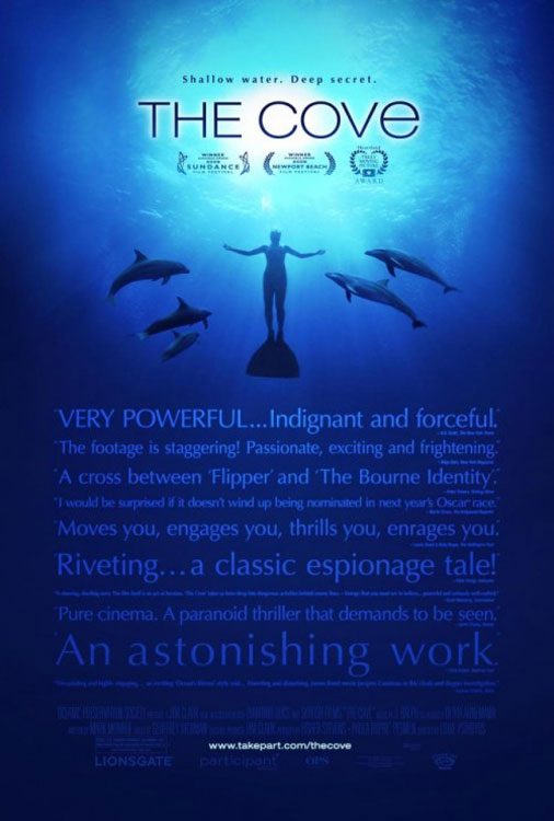Poster: The Cove