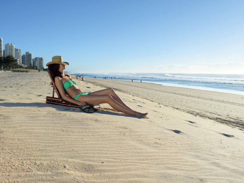 Chill out on the Gold Coast