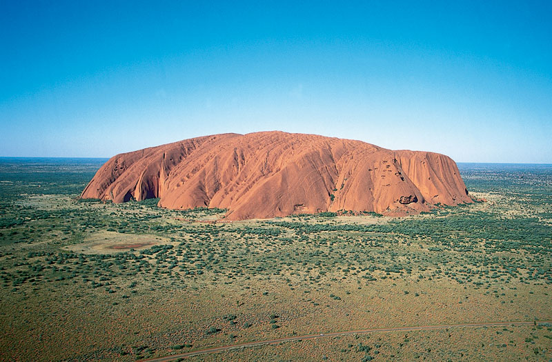 Uluru, or Ayers Rock as it is also known, is in the running to become one of the new 7 wonders of the natural world