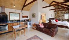 The Cottage's big room