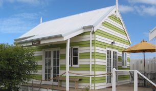 Middleton Beach Hut