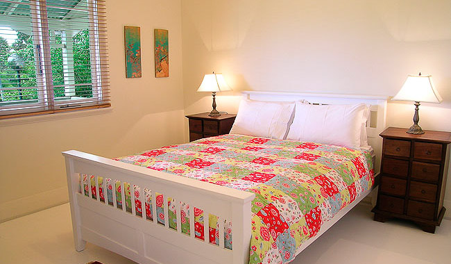 Lantana Cottage's bedroom