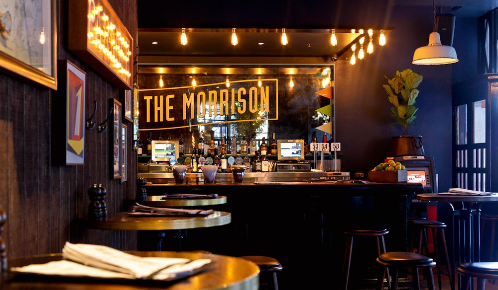 The Morrison  Bar & Oyster Room, Sydney