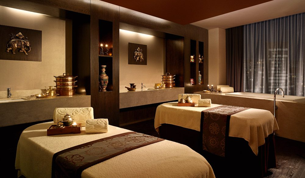 CHI Spa at Shangri-La Hotel