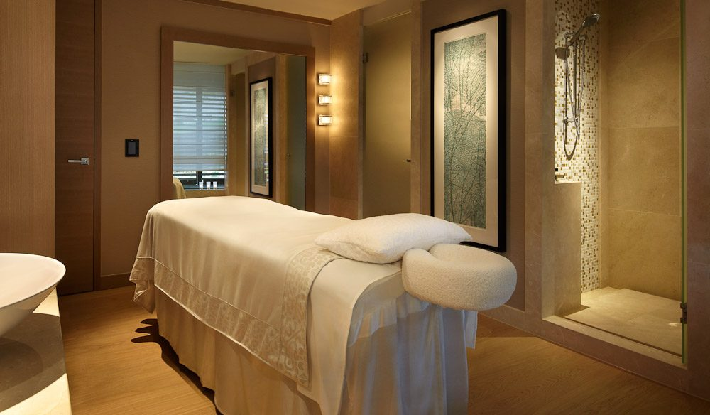 Park Hyatt's day spa
