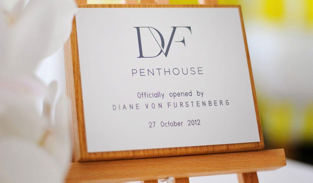Hayman Island's new penthouse, designed by Diane Von Furstenberg