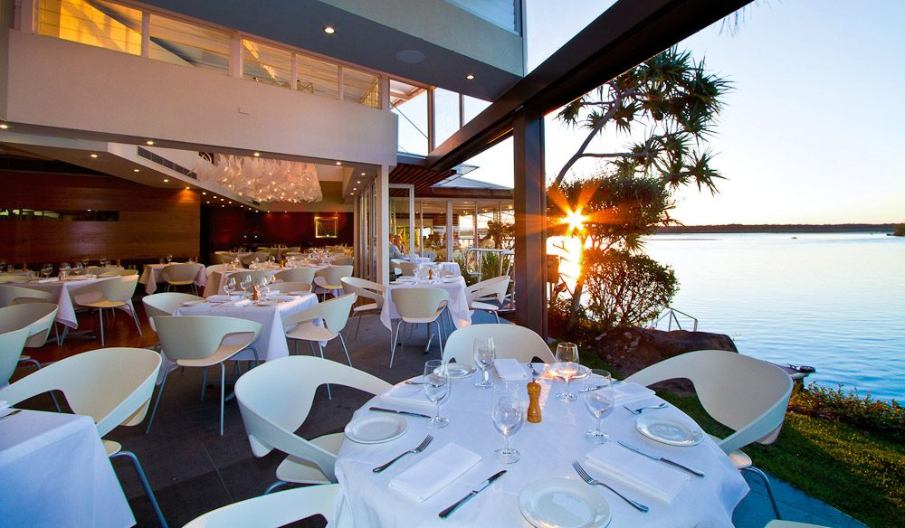 Rickys River Bar + Restaurant has a divine waterfront setting and a menu to match.