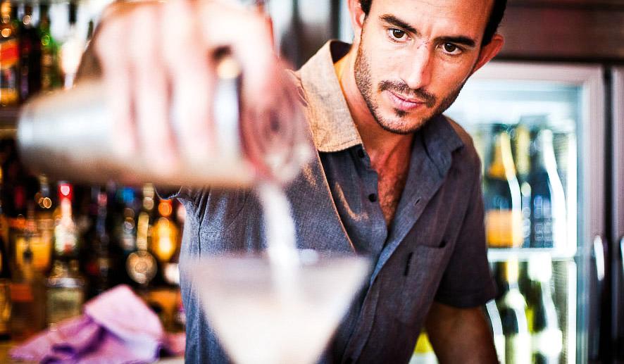 Embassy XO serves an award-winning Asian-inspired menu, as well as an extensive drinks list.