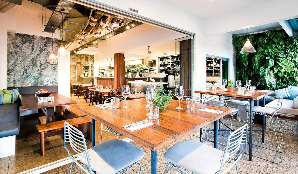 Expect river views, casual atmosphere and delicious, locally-sourced dishes at Thomas Corner Eatery, Noosaville.