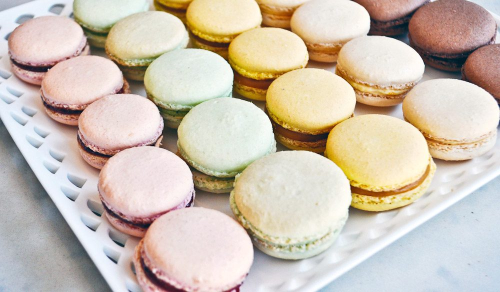 When visiting Peregian Beach, don't forget to pick up a sweet treat from French patisserie, Le Bon Delice