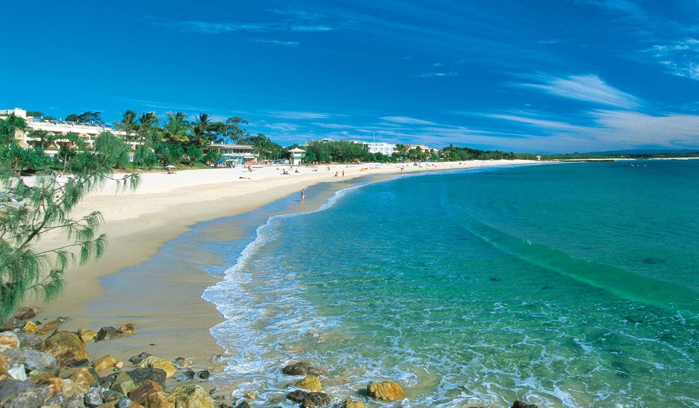 A five-minute guide to Queensland's picturesque Noosa.
