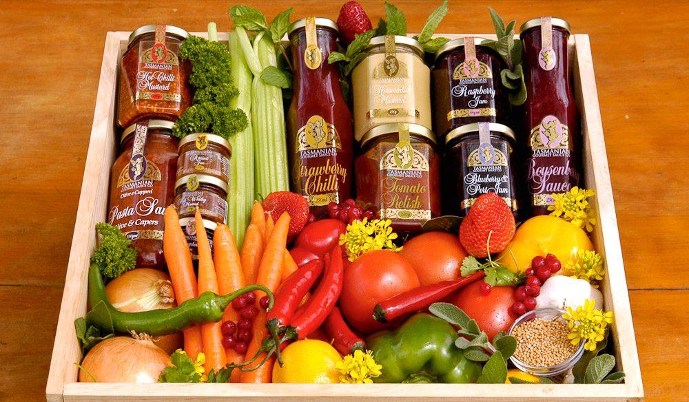 Wares from Gourmet Sauce