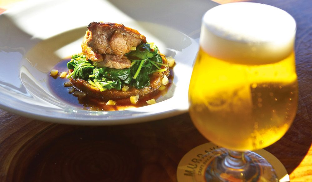 Beer enthusiasts will love Murray's Craft Brewery