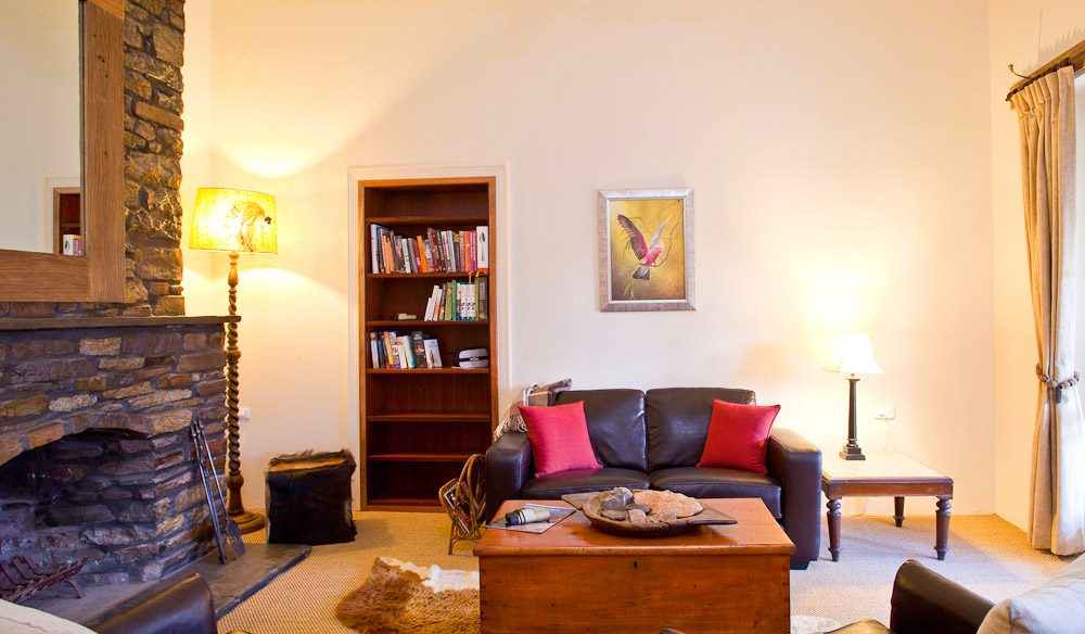 Inside Arkaba's luxurious homestead