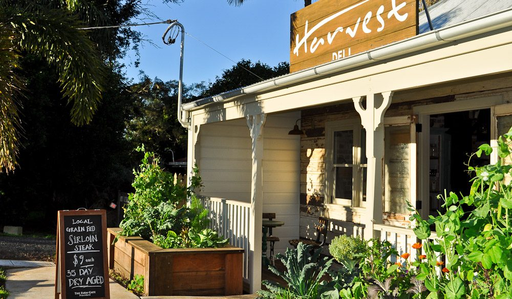Harvest Cafe, Bangalow