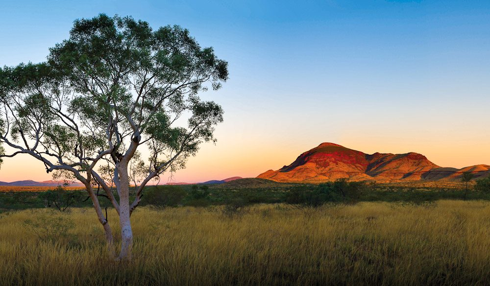 The Outback's Best-Kept Secret, Karijini