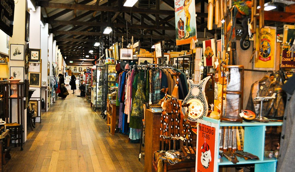 The Mill Markets in Ballarat