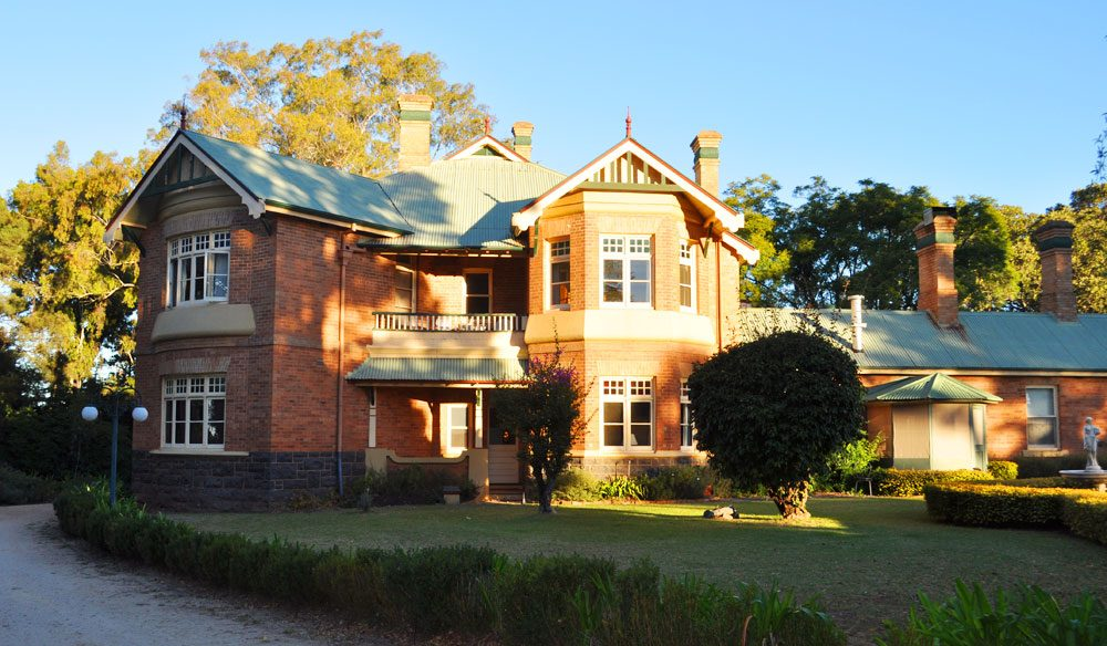 Blair Athol Estate, on the outskirts of Inverell