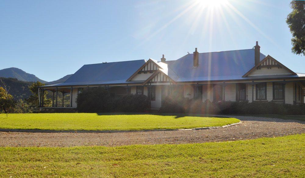 Craigdon Guesthouse, just outside Narrabri.