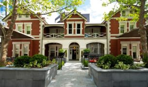 The Terrace Hotel - Perth's newest boutique stay.