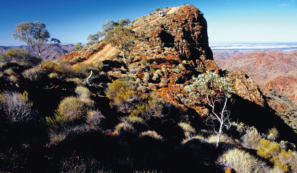 Arkaroola Wildlife Sanctuary in the Flinders Ranges, SA