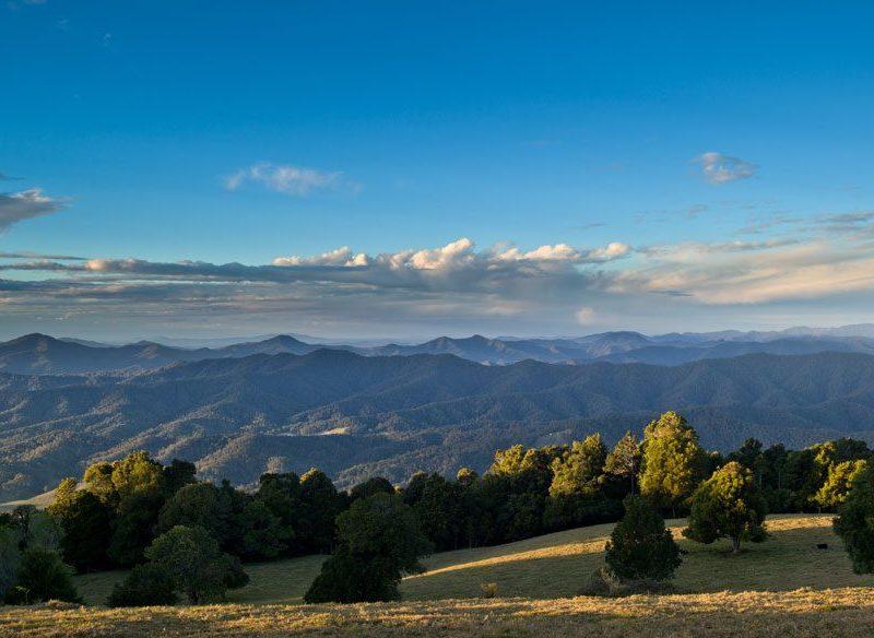 Views from Bellingen, NSW