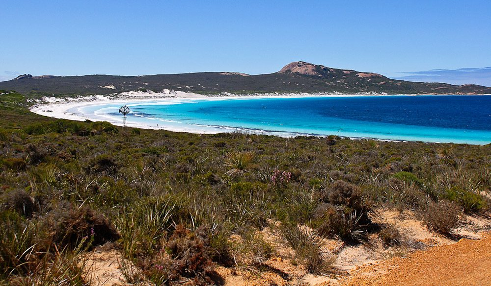 Cape Le Grand National Park in WA