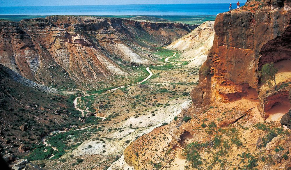 Cape Range National Park, WA  - Image by Tourism WA