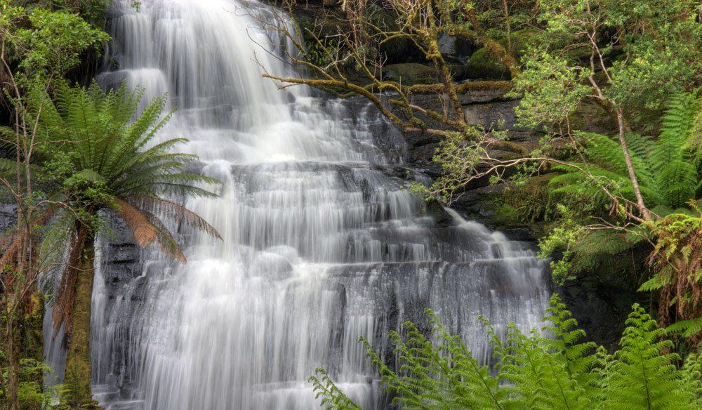The Cascades in Victoria's Otway Ranges