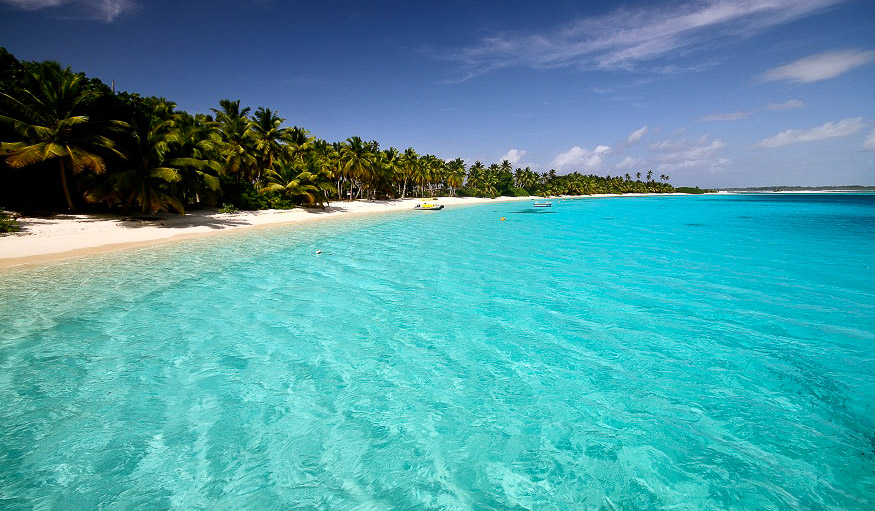Cocos (Keeling) Islands - Image by Inger Vandyke