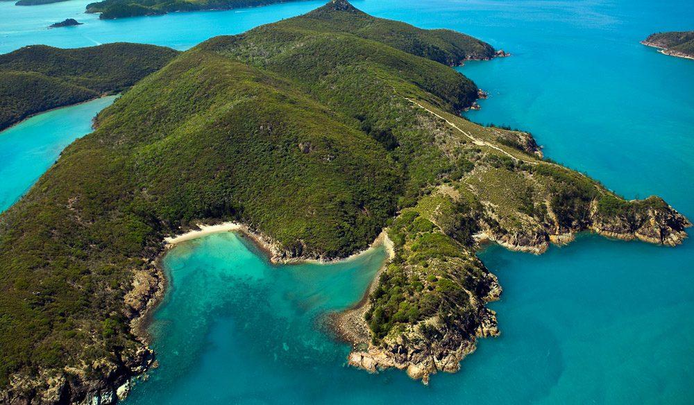 Escape Beach on Hamilton Island, QLD