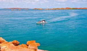 The giant ocean tides of Broome