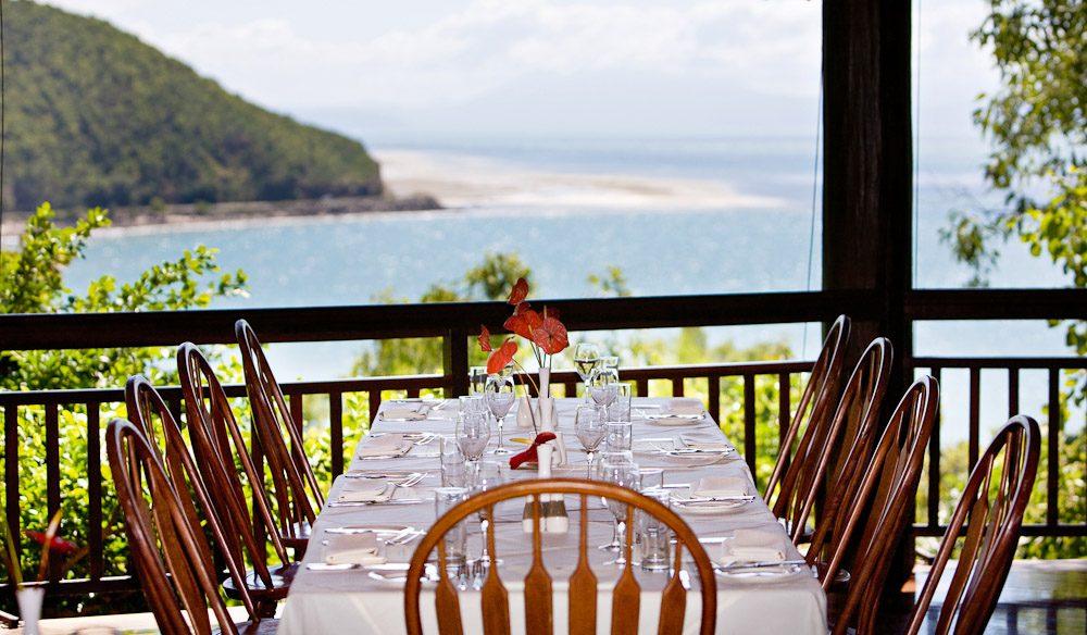 Osprey's Restaurant, QLD