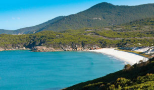 Squeaky Beach on Victoria's Wilsons Promontory