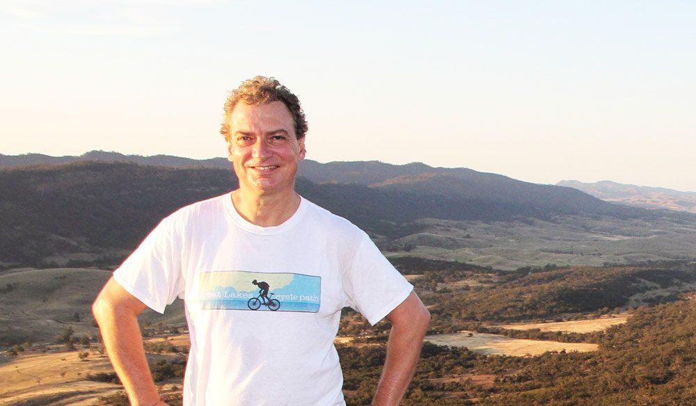 Daniel Scott - on our 100 Incredible Travel Secrets panel