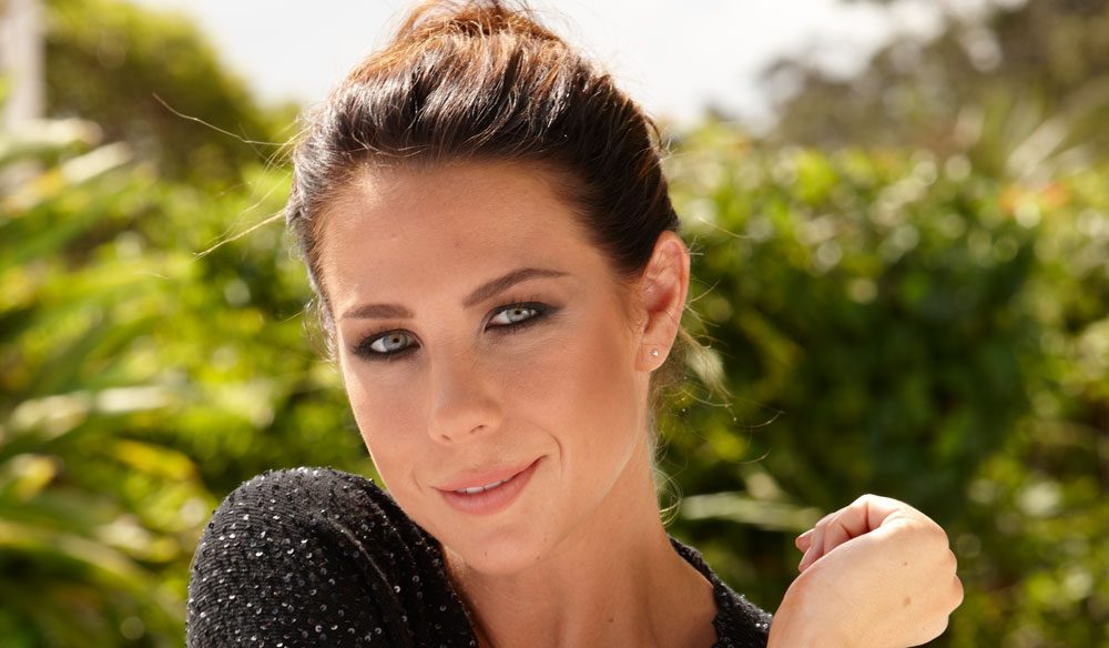 Kate Ritchie - on our 100 Incredible Travel Secrets panel