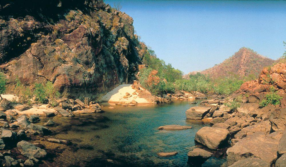 Jarrangbarnmi (or Koolpin Gorge), NT  - Image by Tourism NT