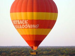 Hot Air Ballooning, Alice Springs, NT