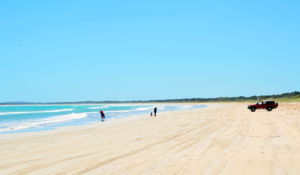 Robe, on South Australia's Limestone Coast  - Image by SATC