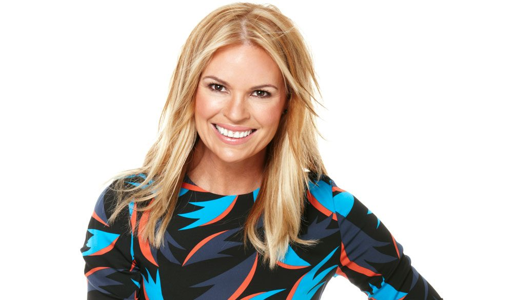 Sonia Kruger - on our 100 Incredible Travel Secrets panel