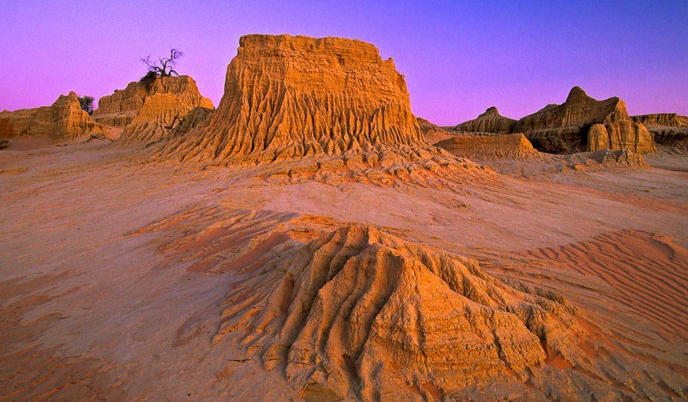Walls of China, Mungo National Park, NSW