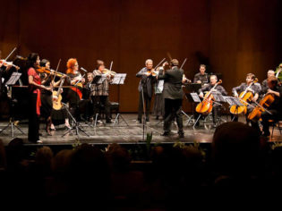 Musicians from the Australian Festival of Chamber Music will play on the shores of Magnetic Island this year.